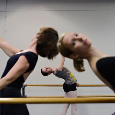 Ballet Divertimento - Galerie adulte 2